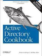 Active Directory Cookbook af Brian Svidergol