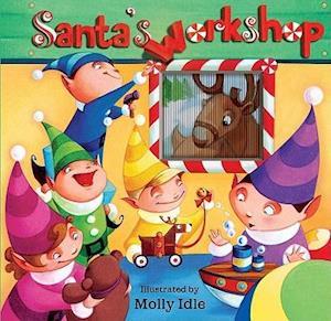 Santa's Workshop af Molly Idle