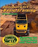 Backcountry 4x4 Basic Training af Don Alexander