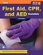 First Aid, CPR, and AED Essentials af American Academy of Orthopaedic Surgeons (AAOS)