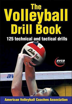Bog, paperback The Volleyball Drill Book af AVCA