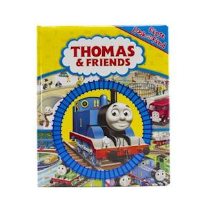 Bog, hardback Thomas & Friends