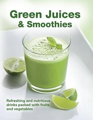 Bog, paperback Green Juices and Smoothies