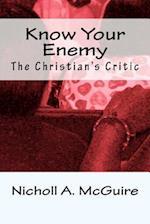Know Your Enemy af Nicholl McGuire