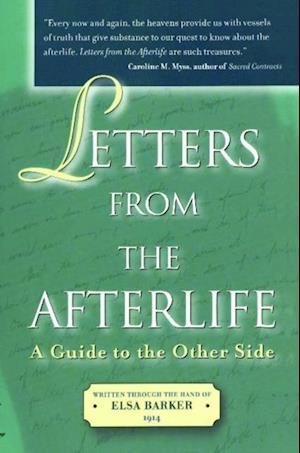 Letters from the Afterlife af Elsa Barker