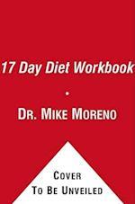 The 17 Day Diet Workbook af Mike Moreno