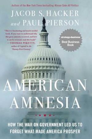 Bog, paperback American Amnesia af Jacob S. Hacker