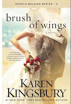 Bog, paperback Brush of Wings af Karen Kingsbury
