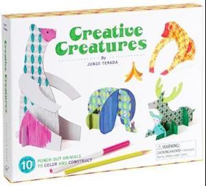 Creative Creatures af Junzo Terada