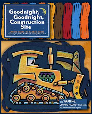 Goodnight, Goodnight, Construction Site Lacing Cards af Sherri Duskey Rinker