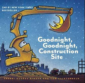 Bog, hardback Goodnight, Goodnight, Construction Site af Sherri Duskey Rinker