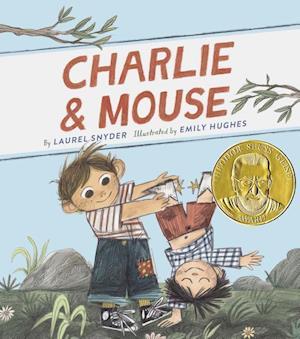 Bog, hardback Charlie & Mouse af Laurel Snyder