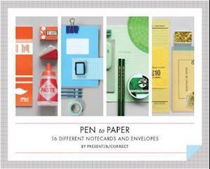 Pen to Paper Notecards af Present