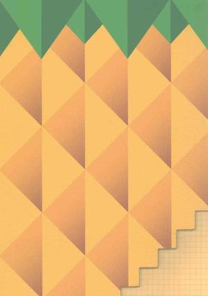 Pineapple Journal af Erin Jang