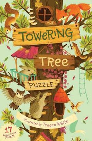 Bog, ukendt format The Towering Tree Puzzle af Teagan White