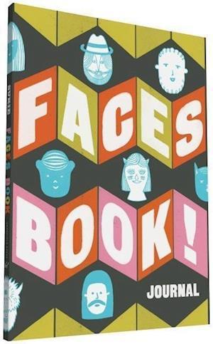 Faces Book! Journal af Sukie