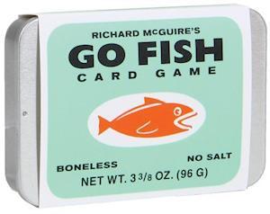 Richard Mcguire's Go Fish Card Game af Richard McGuire