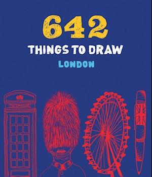 Bog, paperback 642 Things to Draw af Chronicle Books