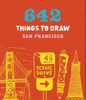 Bog, paperback 643 Things to Draw af Chronicle Books