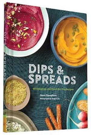 Dips & Spreads af Dawn Yanagihara