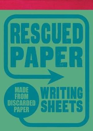 Rescued Paper Writing Sheets af Sukie