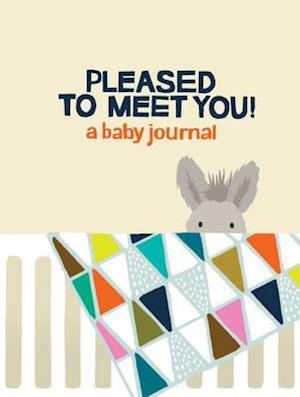 Bog, paperback Pleased to Meet You! af Kate Pocrass
