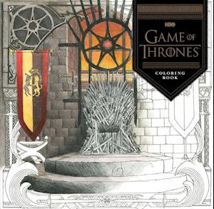 Hbo's Game of Thrones Coloring Book af Hbo
