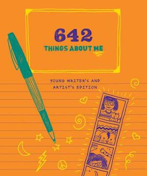Bog, paperback 642 Things About Me af Chronicle Books