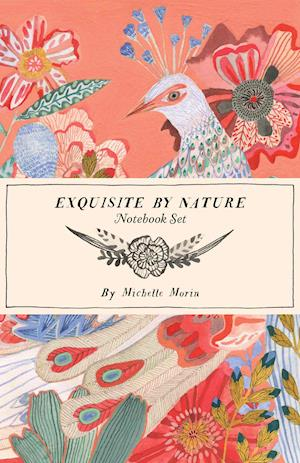 Exquisite by Nature Notebook Set af Michelle Morin
