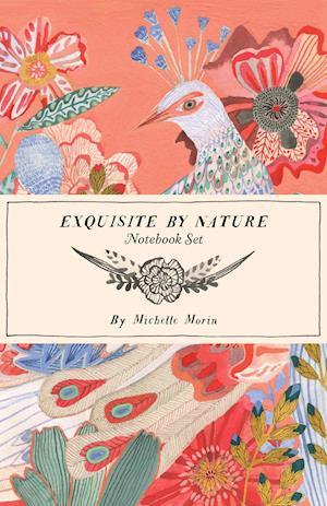 Bog, paperback Exquisite by Nature Notebook Set af Michelle Morin