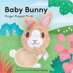 Bog, hardback Baby Bunny Finger Puppet Book af Yu-Hsuan Huang