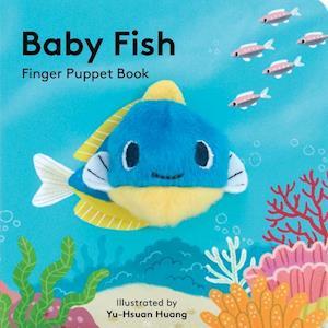 Bog, hardback Baby Fish Finger Puppet Book af Yu-Hsuan Huang