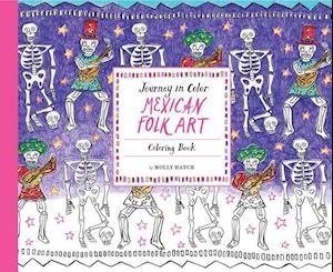 Bog, paperback Journey in Color af Molly Hatch