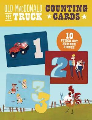 Old Macdonald Had a Truck Counting Cards af Steve Goetz