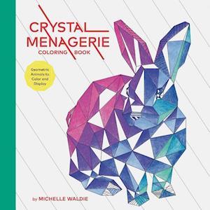 Bog, paperback Crystal Menagerie af Michelle Waldie