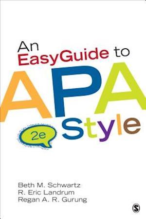 An Easyguide to APA Style af Beth M. Schwartz