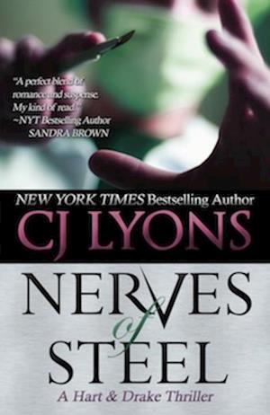 NERVES OF STEEL: A Hart and Drake Thriller af CJ Lyons