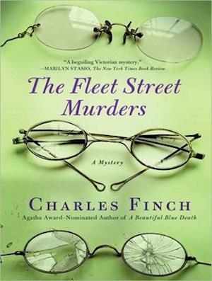 The Fleet Street Murders af Charles Finch