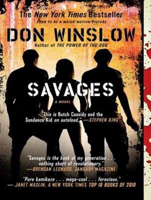 Lydbog, CD Savages af Don Winslow