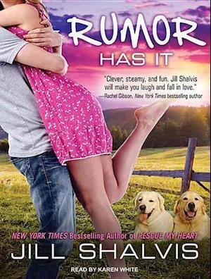 Lydbog, CD Rumor Has It af Jill Shalvis
