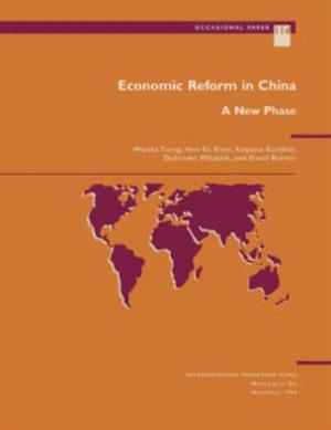 Economic Reform in China: A New Phase af David Burton