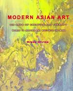 Modern Asian Art 129 Days of Creative Art Therapy af Grace Divine