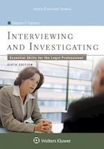 Interviewing and Investigating (Aspen College)