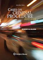 Cases on Criminal Procedure (Aspen Select)