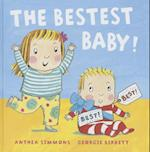 The Bestest Baby! af Anthea Simmons