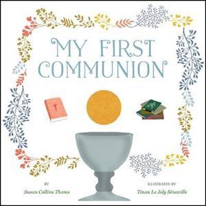 Bog, hardback My First Communion af Susan Collins Thoms
