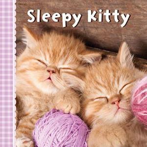 Sleepy Kitty af Sterling Children's