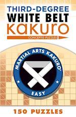 Third-Degree White Belt Kakuro (Martial Arts Puzzles)