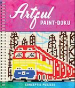 Artful Paint-Doku (Paint doku)