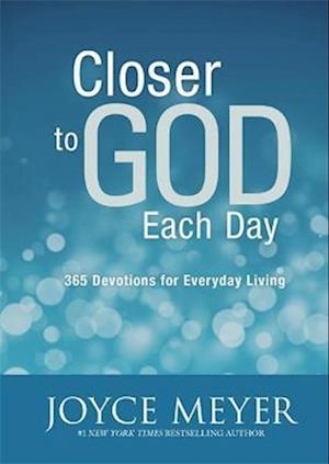 Closer to God Each Day af Joyce Meyer